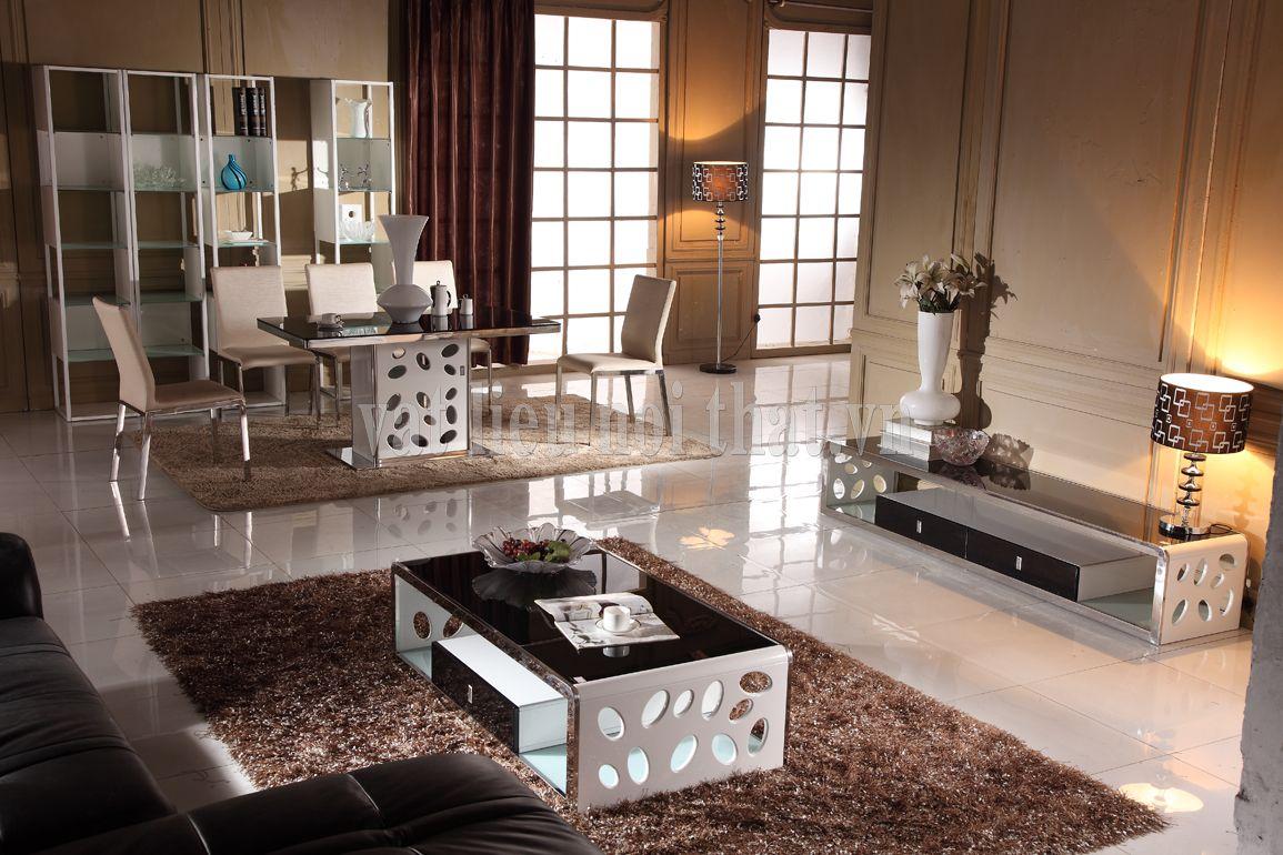 Nội thất phòng khách - bàn trà V02