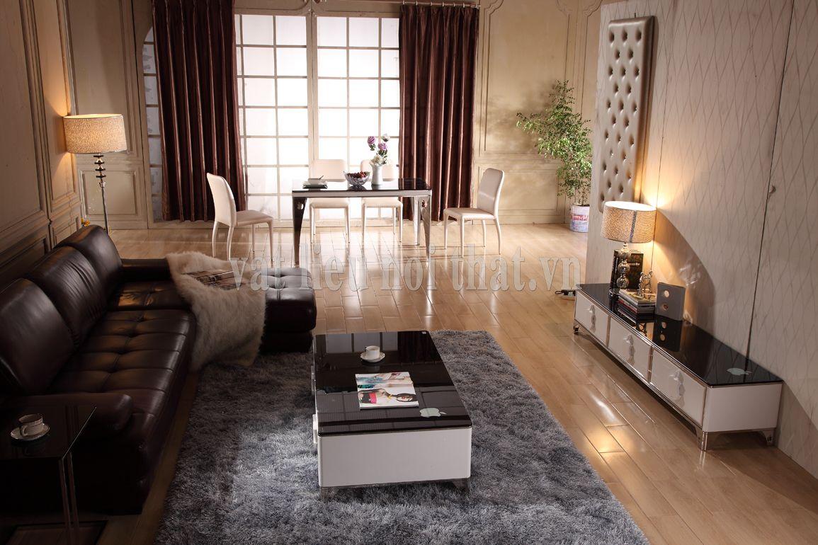 Nội thất phòng khách - bàn trà V03