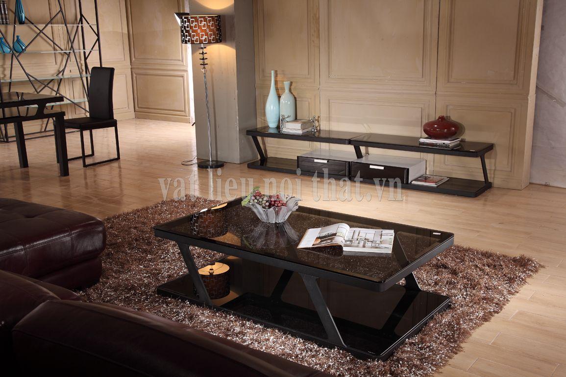 Nội thất phòng khách - bàn trà V10