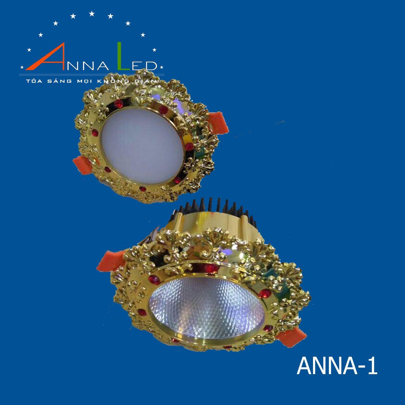 Đèn LED âm trần ANNA1