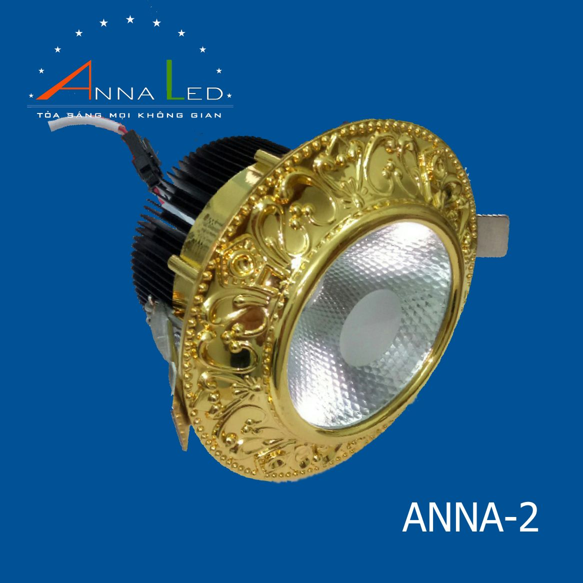 Đèn LED âm trần ANNA2