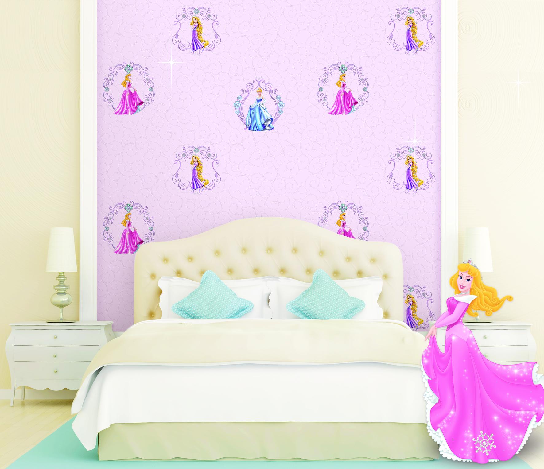 Giấy dán tường trẻ em Dream Wordl D1035-1