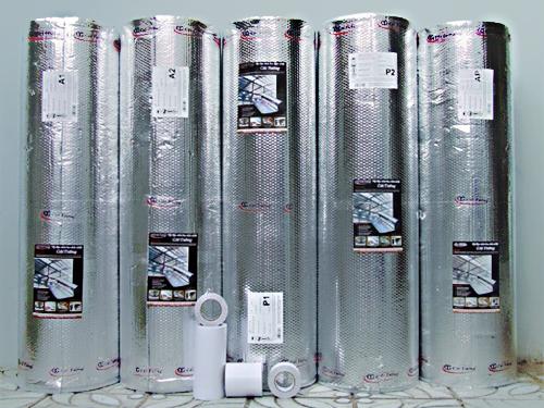 Vật liệu chống nóng, cách nhiệt Cát Tường