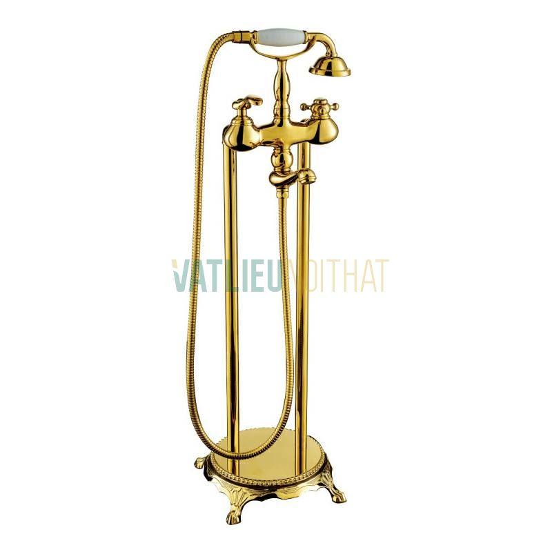 Sen tắm mạ vàng VLNT 03