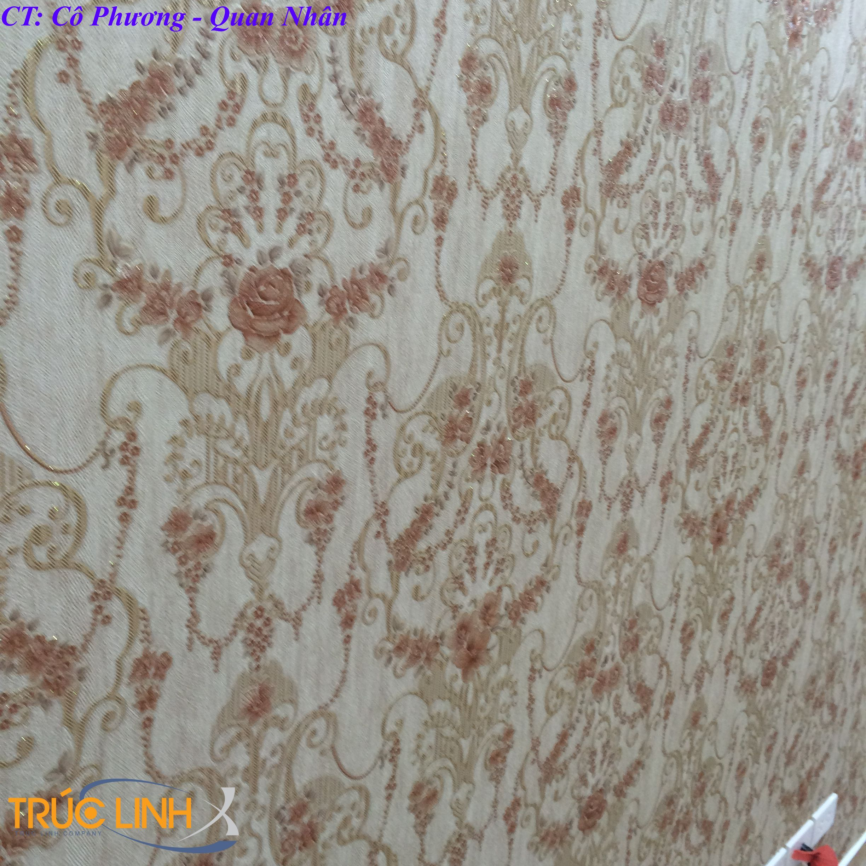 Vải dán tường Melantha 837701