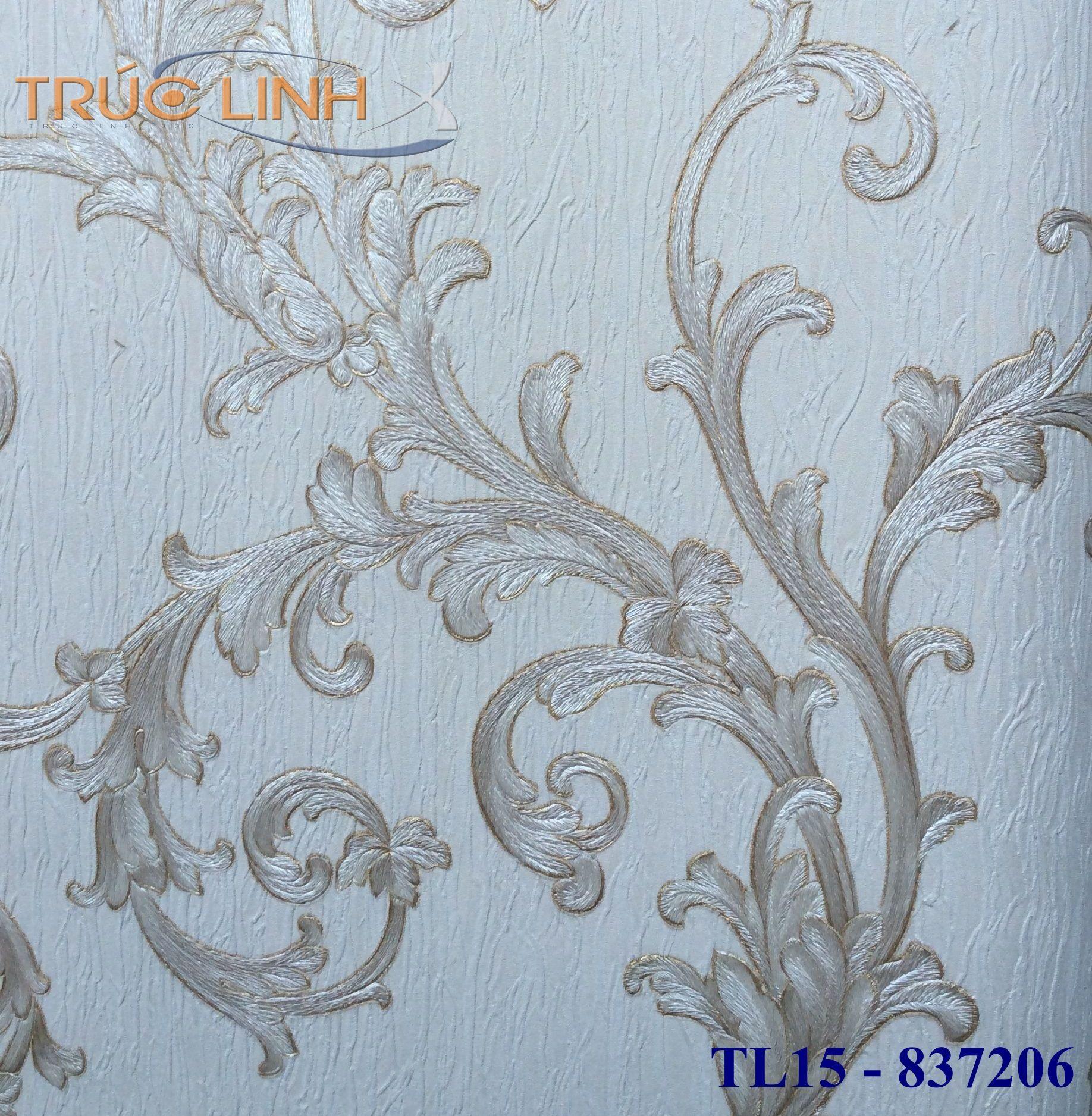 Vải dán tường Melantha 837206