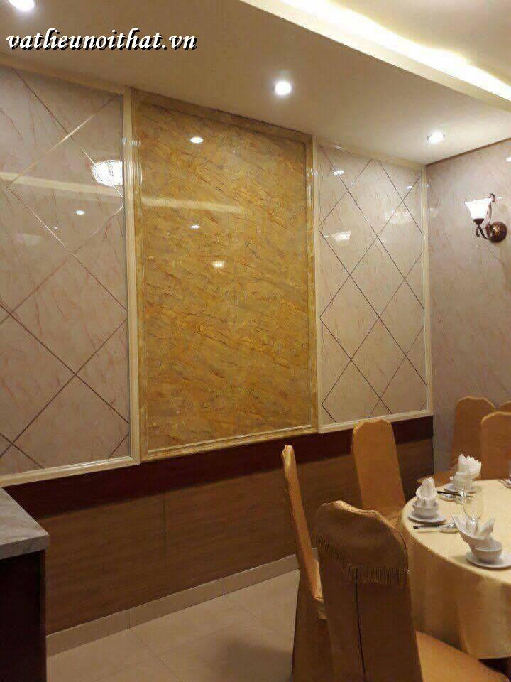 Tấm trang trí PVC vân đá VLNT017