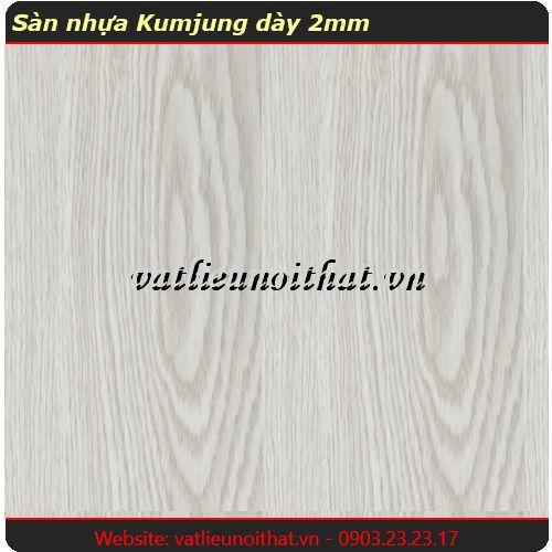 Sàn nhựa dán keo Kumjung 201