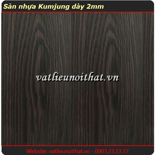 Sàn nhựa dán keo Kumjung 202
