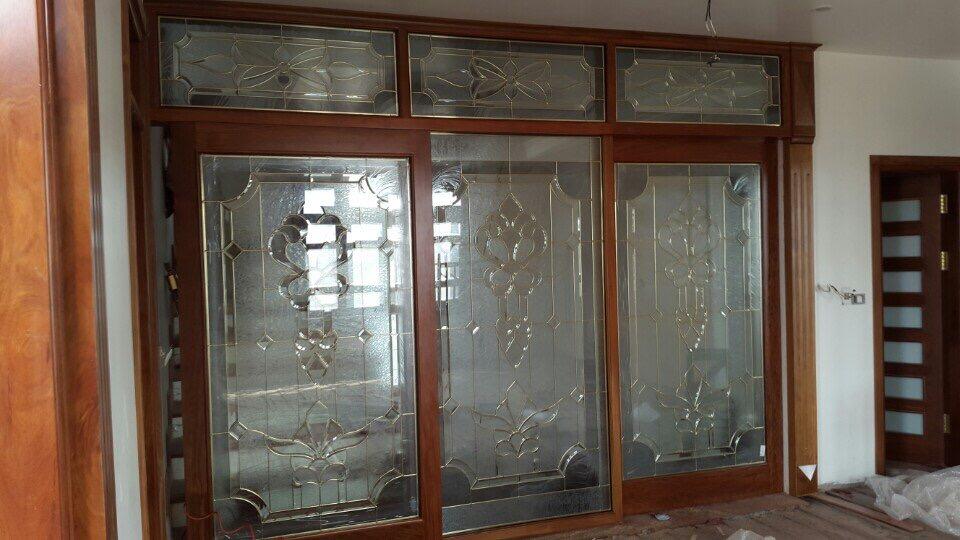 Cửa kính hoa đồng 03