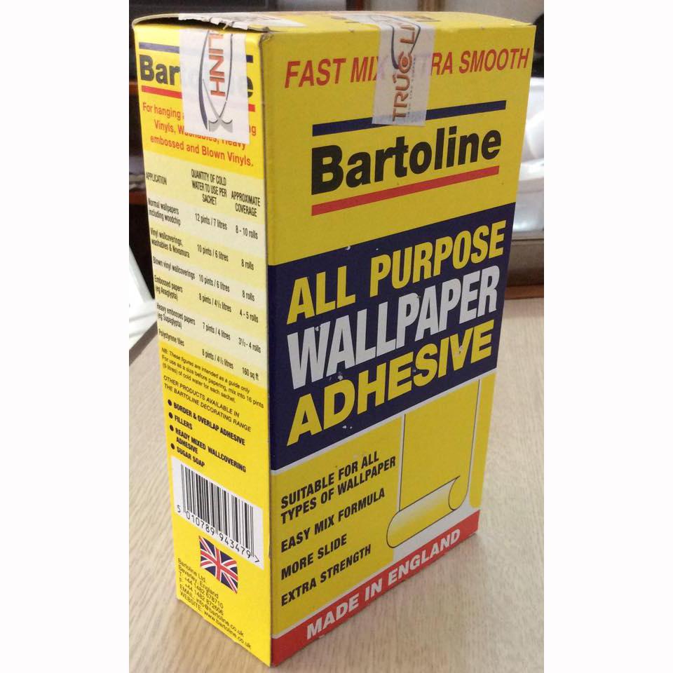 Keo bột dán tường anh quốc Bartoline