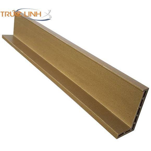 Nẹp V lát sàn 50x50 (Đen, Cafe, gỗ)