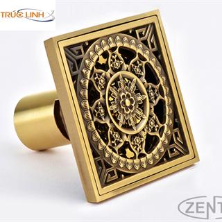 GA SÀN CHỐNG MÙI GIẢ CỔ 3D ZENTO ZT610