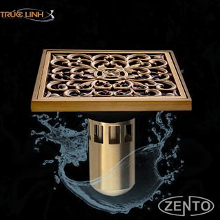 SÀN CHỐNG MÙI GIẢ CỔ 3D ZENTO ZT657
