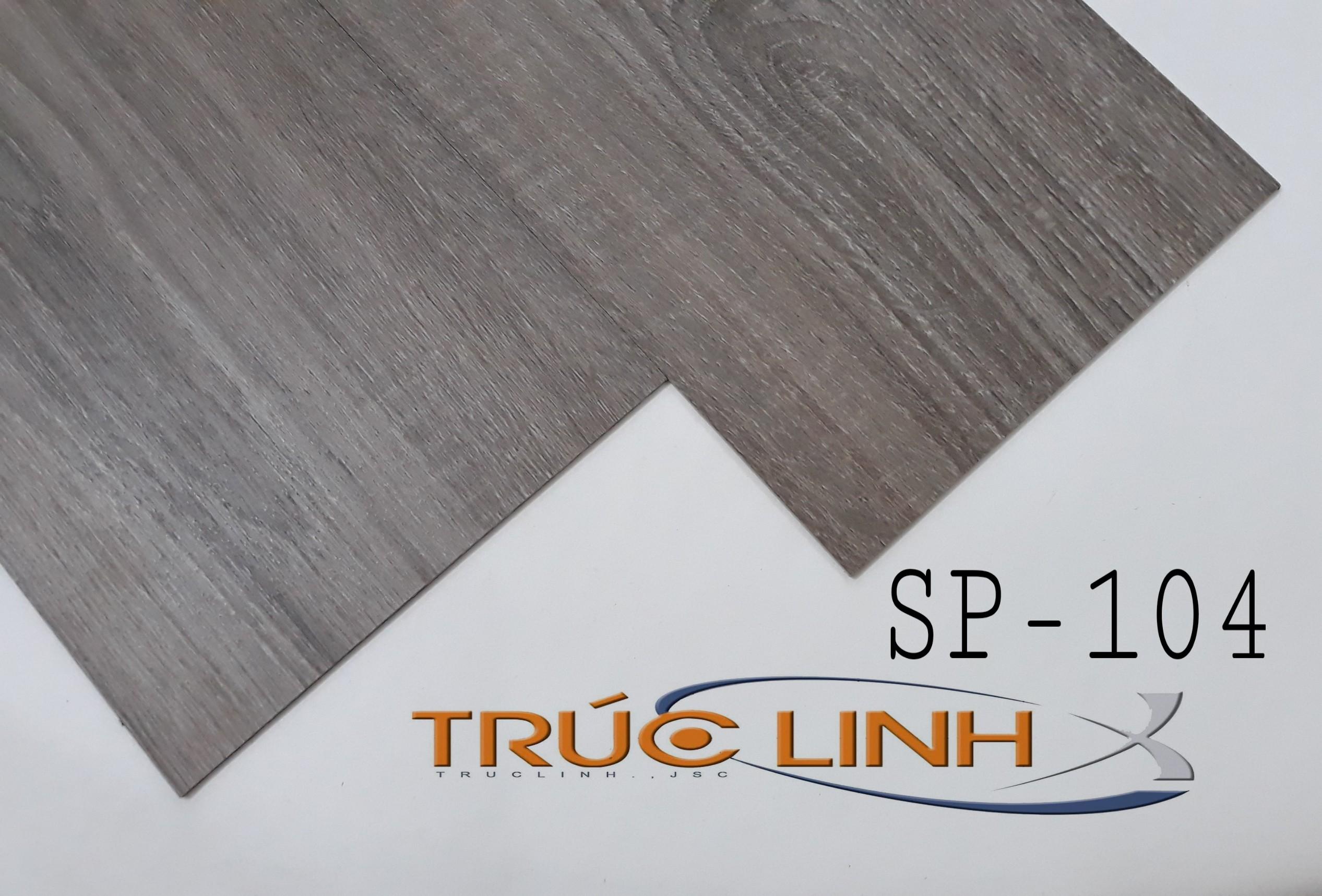 Sàn nhựa dán keo 2mm SP-104