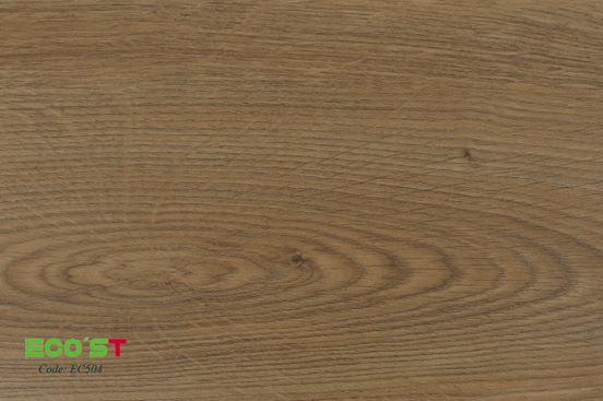 Sàn nhựa hèm khóa 5mm - EC504