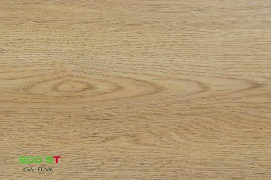 Sàn nhựa hèm khóa 5mm - EC506
